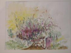 Ruth Bleines, Gräser und Blüten